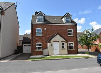 Thumbnail 5 bed detached house for sale in Feltham Way, Tewkesbury