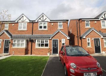 Thumbnail 3 bed semi-detached house for sale in Forbes Close, Hindley, Wigan