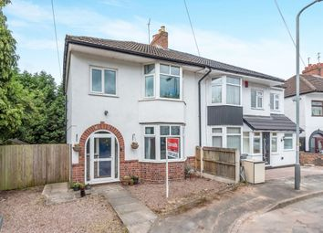 Thumbnail 3 bed semi-detached house for sale in Leyland Avenue, Merridale, Wolverhampton
