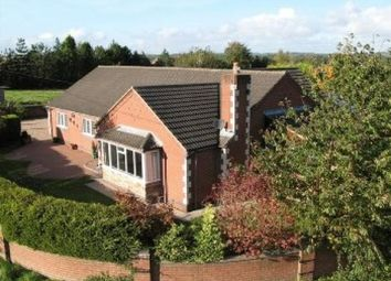 Thumbnail 3 bed detached bungalow to rent in Sandon Road, Cresswell, Stoke-On-Trent