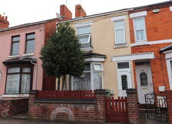 3 bed terraced house to rent in Alexandra Road, Wellingborough, Northamptonshire NN8