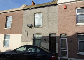 Thumbnail 2 bed terraced house for sale in Victoria Street, Sheerness