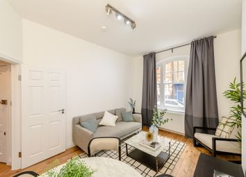 Thumbnail 2 bed flat for sale in Hanson Street, London