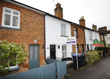 4 bed terraced house for sale in St. Judes Road, Englefield Green, Egham TW20