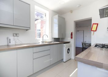 Thumbnail 6 bed maisonette to rent in Helmsley Road, Sandyford, Newcastle Upon Tyne