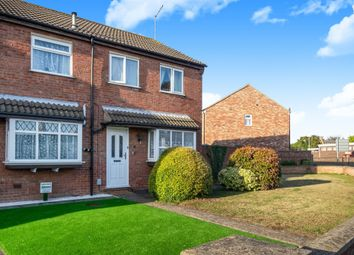 Thumbnail 3 bed end terrace house for sale in Whitmore Street, Whittlesey, Peterborough