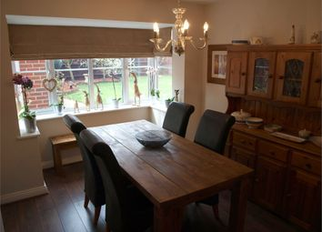 Thumbnail 4 bed detached house for sale in Oakley Grange, Burton-On-Trent, Staffordshire