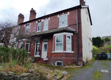 Thumbnail 5 bedroom semi-detached house for sale in Buxton Road, Disley, Stockport, Cheshire