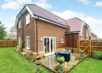 Thumbnail 3 bed semi-detached house for sale in Mill Island, Bishopstrow, Warminster