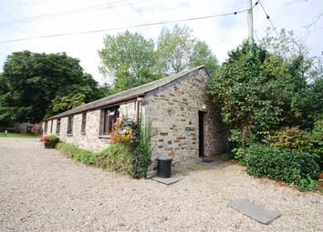 Thumbnail 2 bed semi-detached bungalow to rent in Chapel Amble, Wadebridge