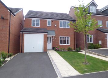 Thumbnail 4 bed detached house for sale in Redford Street, Bury