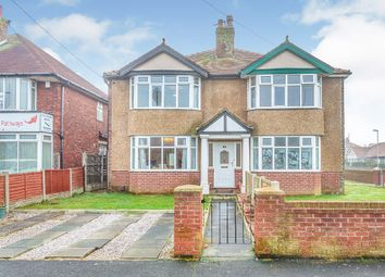 Thumbnail 3 bed semi-detached house for sale in Guildford Avenue, Blackpool, Lancashire
