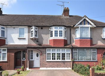 Thumbnail 3 bed terraced house for sale in Royal Crescent, Ruislip, Middlesex