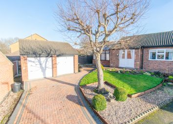 Thumbnail 2 bed semi-detached bungalow for sale in Wheatland Close, Leicester