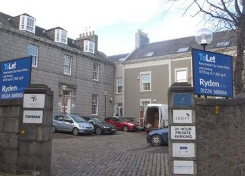 Thumbnail Office to let in North Silver Street, Aberdeen