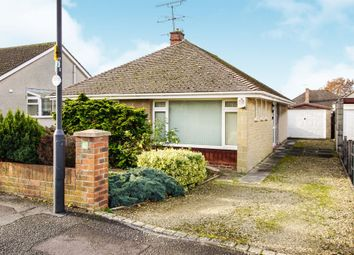 Thumbnail 2 bedroom detached bungalow for sale in St Annes Drive, Oldland Common, Bristol