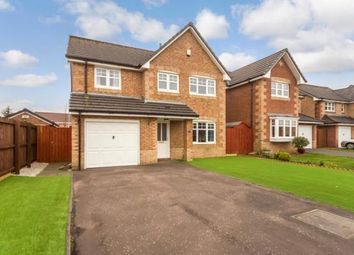 Thumbnail 4 bed detached house for sale in Burra Drive, Kilmarnock, East Ayrshire