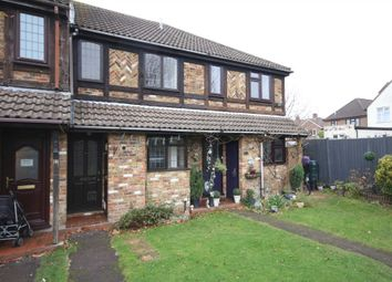 Thumbnail 2 bed terraced house to rent in Daventry Court, Bracknell