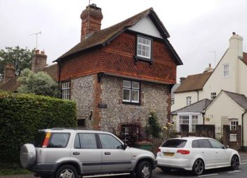 Thumbnail 2 bed end terrace house for sale in Norfolk Cottages, High Street, Steyning, West Sussex