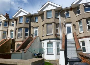 Thumbnail 1 bed flat to rent in Belle Vue Road, Southbourne, Bournemouth