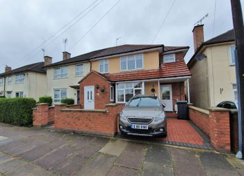 2 bed semi-detached house for sale in Dillon Road, Leicester LE3