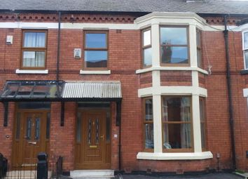 Thumbnail 5 bedroom terraced house to rent in Ashbourne Road, Aigburth