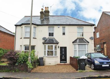 Thumbnail 2 bed terraced house for sale in Amersham Road, High Wycombe
