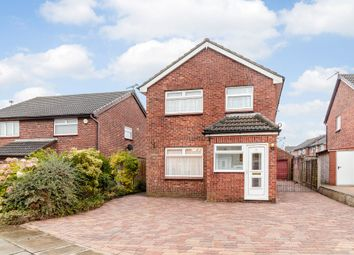 Thumbnail 4 bed detached house for sale in Corwen Drive, Bootle