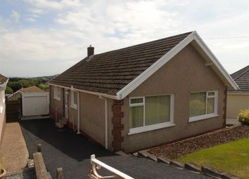 Thumbnail 3 bed detached bungalow for sale in Gellifawr Road, Treboeth, Swansea