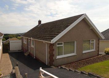Thumbnail 3 bedroom detached bungalow for sale in Gellifawr Road, Treboeth, Swansea