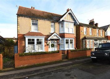 Thumbnail 4 bed detached house for sale in Clarendon Road, Ashford, Surrey