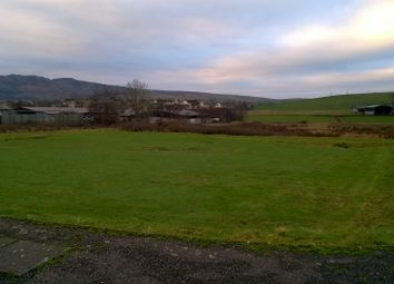 Thumbnail Land for sale in Snipefield Business Park, Campbeltown