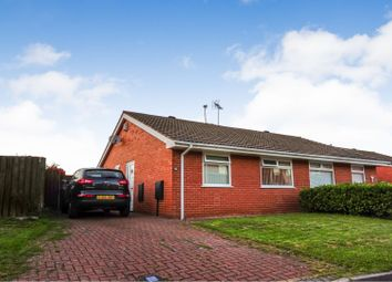 Thumbnail 2 bed semi-detached bungalow for sale in Pickmere Drive, Runcorn