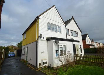 Thumbnail 1 bed maisonette for sale in 153A Whitley Wood Lane, Reading