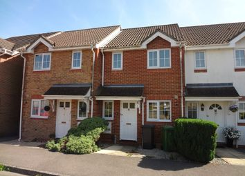 Thumbnail 2 bed terraced house to rent in Goldcrest Close, Waterlooville