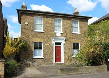 Thumbnail 3 bed detached house to rent in Manor Road, East Molesey