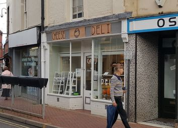 Thumbnail Retail premises to let in Leg Street, Oswestry