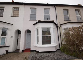 Thumbnail 3 bed terraced house for sale in Hinguar Street, Shoeburyness, Southend-On-Sea