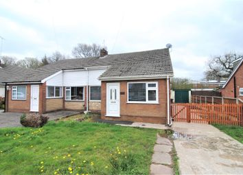 Thumbnail 3 bed semi-detached bungalow for sale in St. Davids Road, Leyland