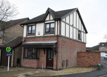 Thumbnail 3 bedroom detached house for sale in Laundon Close, Groby, Leicester