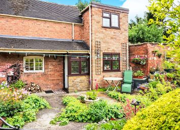Thumbnail 1 bed end terrace house for sale in Garden Terrace, Wellesbourne, Warwick