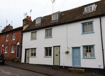 Thumbnail 2 bed terraced house to rent in Castle Street, Saffron Walden, Essex