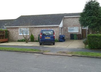 Thumbnail 3 bedroom detached bungalow to rent in Falcon Avenue, Diss, Norfolk