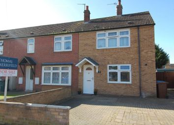 Thumbnail 3 bed end terrace house for sale in Cherwell Avenue, Kidlington