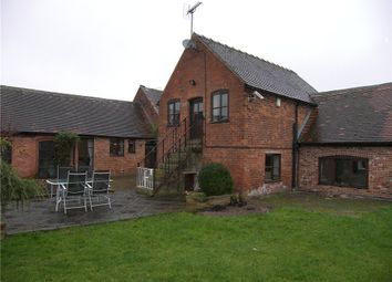 Thumbnail 4 bed detached house for sale in Green Hall Barn, Church Lane, Selston
