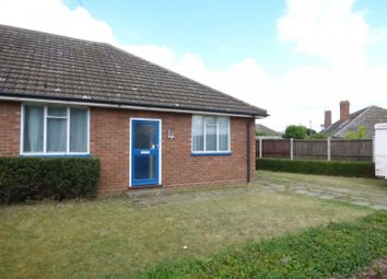 Thumbnail 2 bed bungalow for sale in Sursham Avenue, Old Catton
