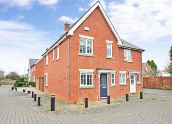 Thumbnail 2 bed semi-detached house for sale in Hatchmore Road, Denmead, Waterlooville, Hampshire