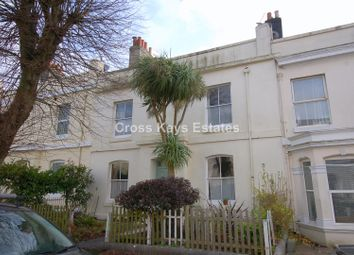 Thumbnail 1 bed flat to rent in Haddington Road, Stoke, Plymouth