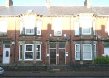 Thumbnail 3 bed flat to rent in Simonside Terrace, Heaton, Newcastle Upon Tyne