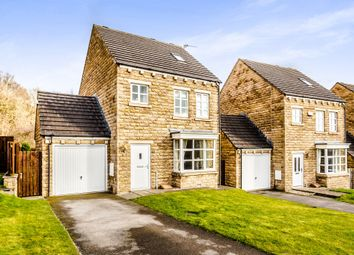 Thumbnail 4 bedroom detached house for sale in Suffolk Rise, Ferndale, Huddersfield